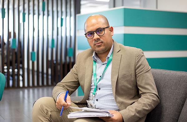 Dr Rawad Salama, Head of Operations Medilink Libya