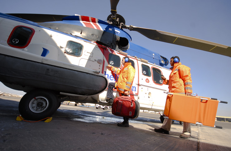 Emergency Response Planning for medevac
