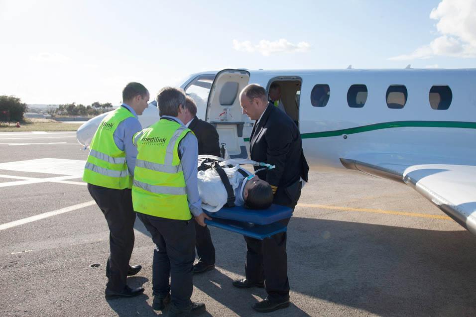 International Medical Evacuation Services - Medilink
