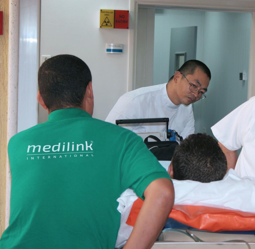 Remote Site Medical Teams