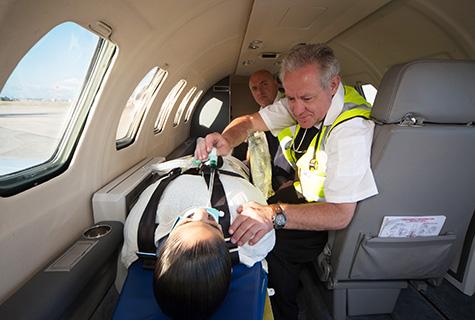 medevac service