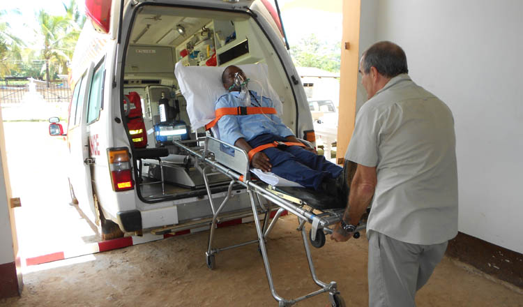 remote site medics, preparing for remote site work